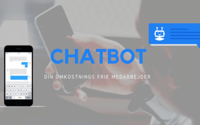5 grunde til at få en chatbot